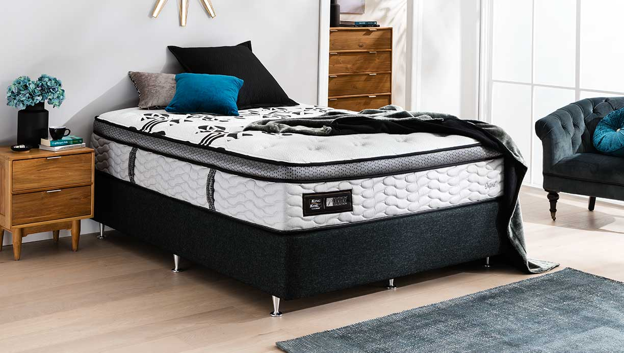 King Koil Super King Size Bed