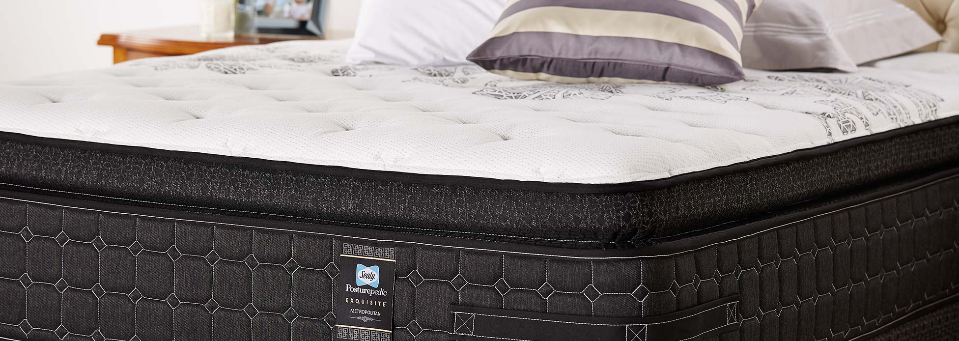 in the range - Sealy Mattress