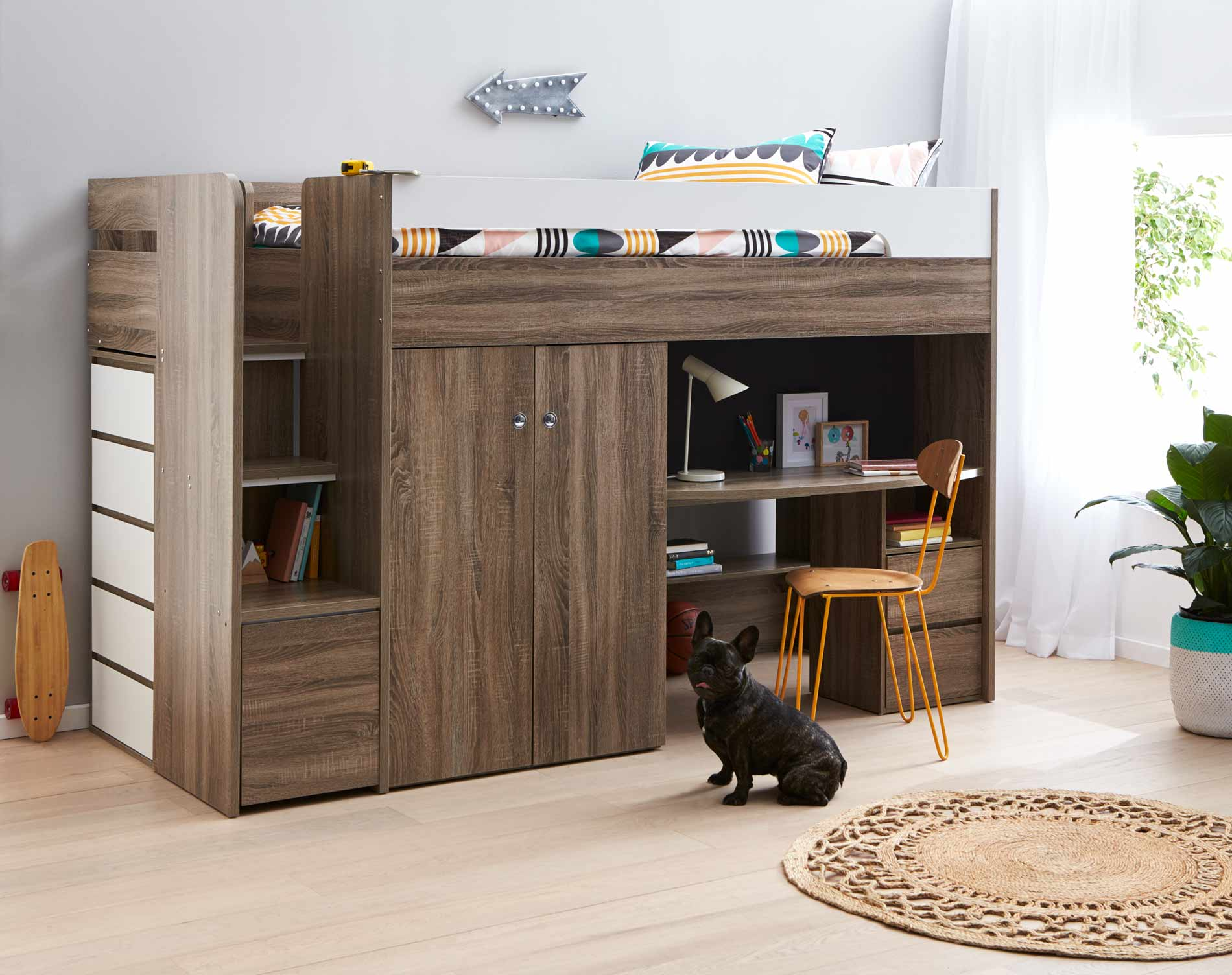 Forty Winks Loft Bed