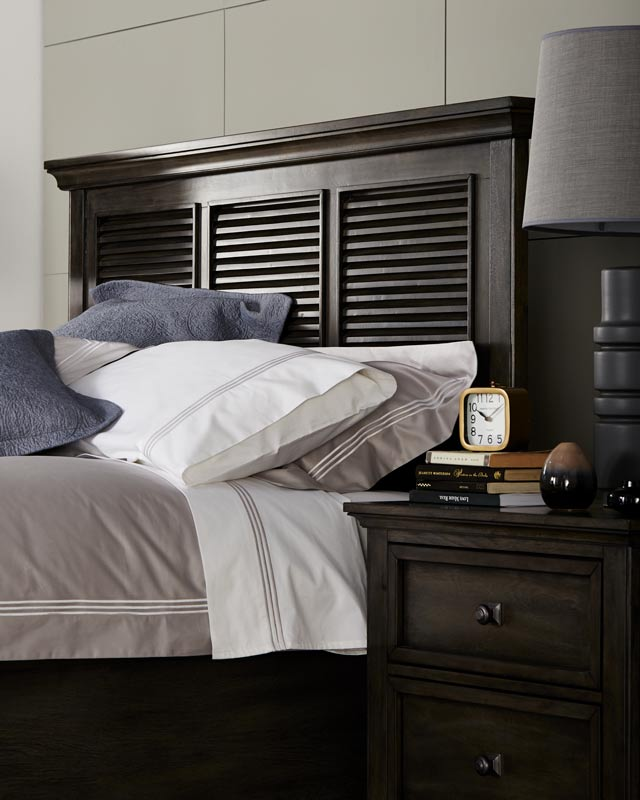ii mill br valley storage sets queen bed sleigh frame bedroom millvalley with product rm cherry pc drawers