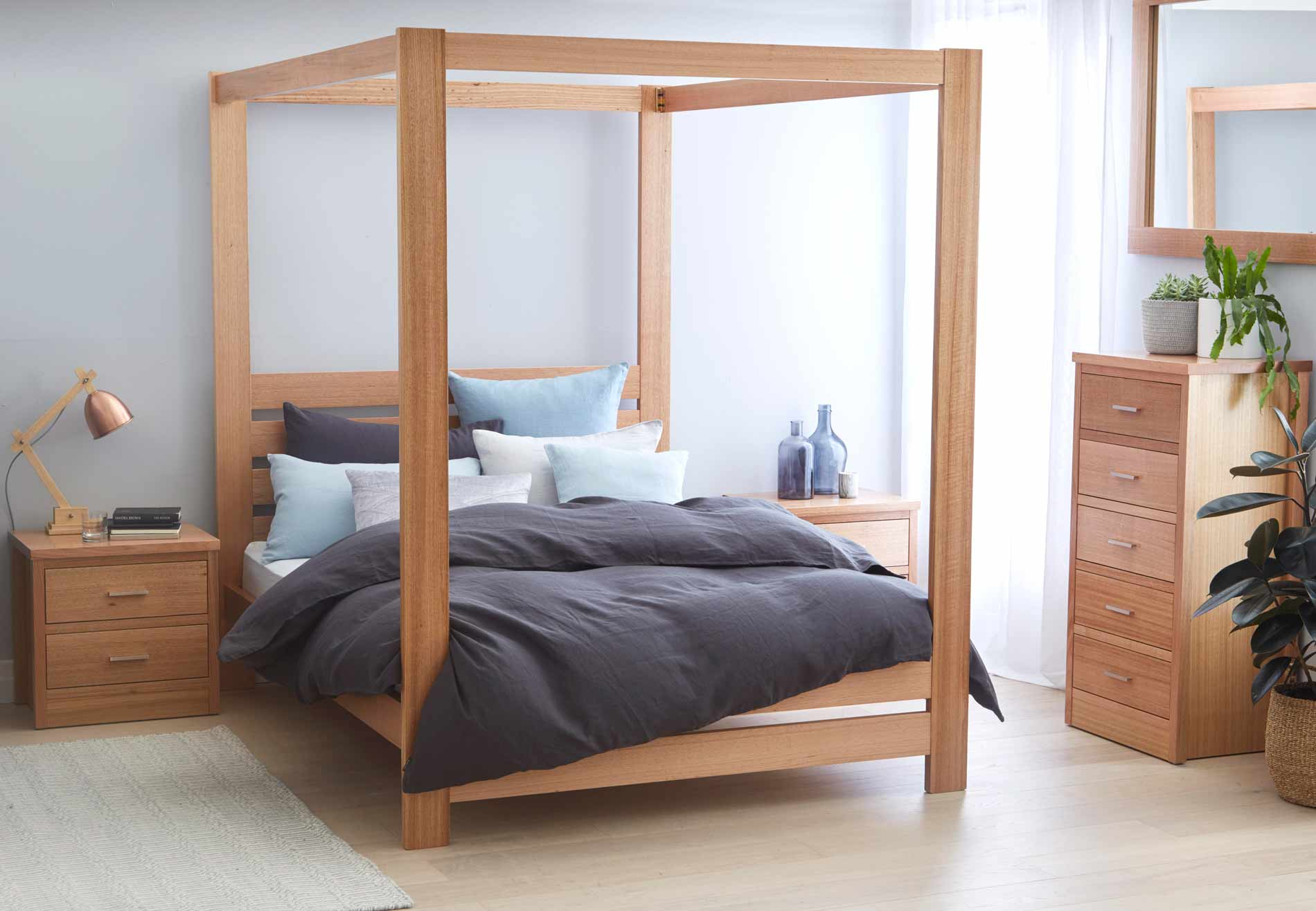 Width Of A King Bed Australia