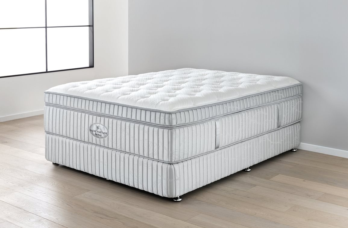 Silent Partner Chateau Base Beds Mattresses Forty Winks