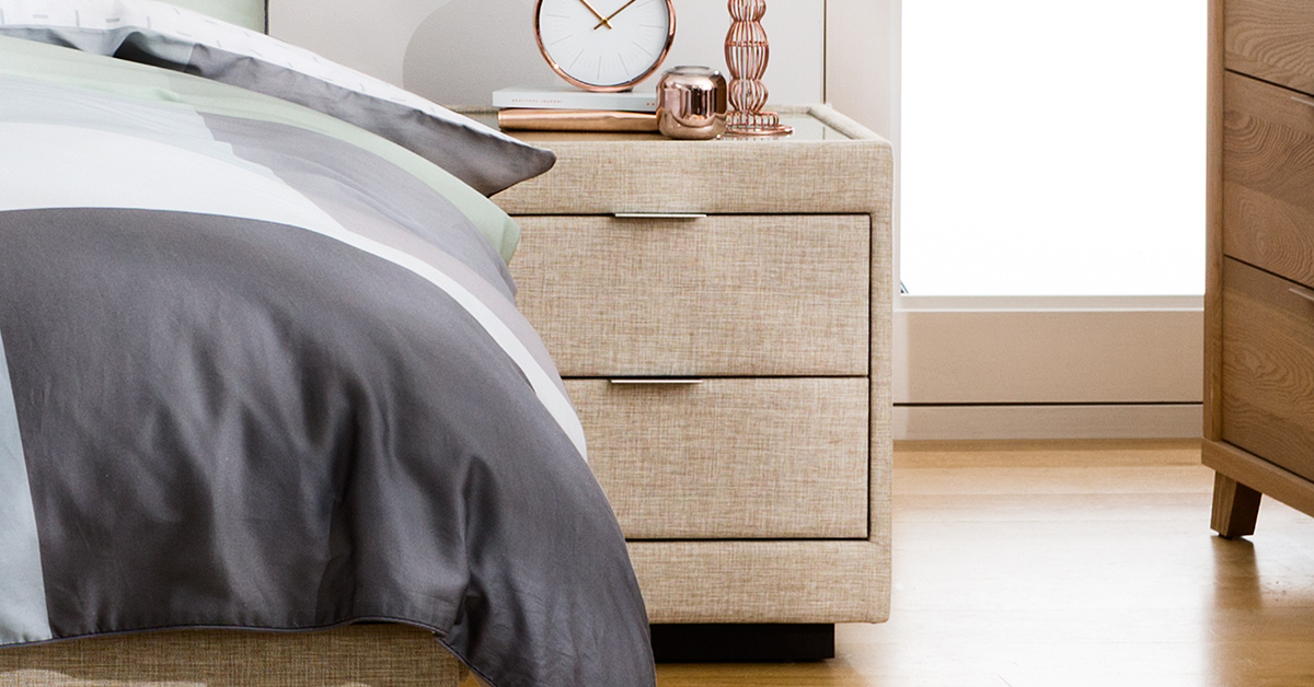Accent Bed Frame W/Gas Lift | Bedroom furniture | Forty Winks
