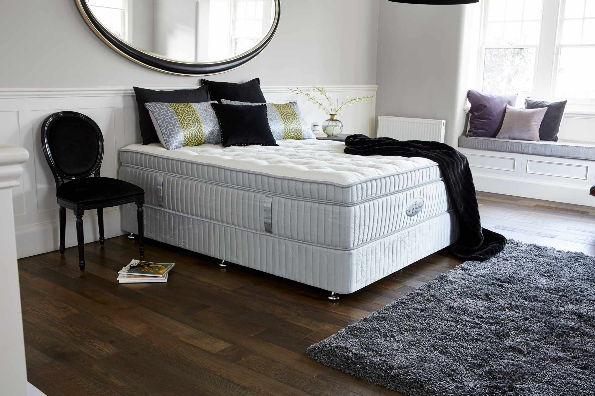 CHATEAU MEDIUM QB MATTRESS image 1