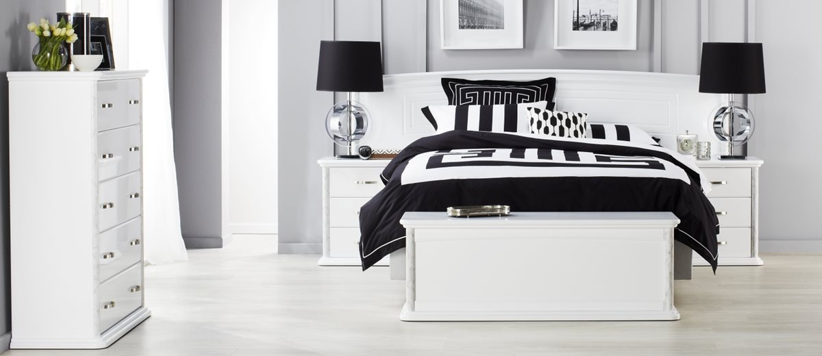 Mandalay Tv Cabinet Bedroom Furniture Forty Winks