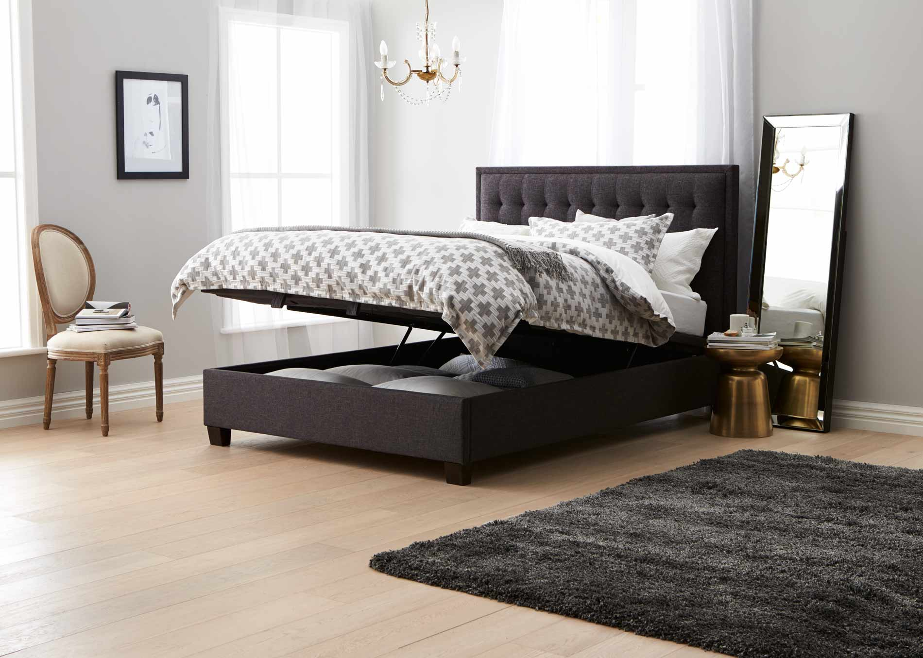 Image Result For Bedroom Ideas With Dark Grey Furniture