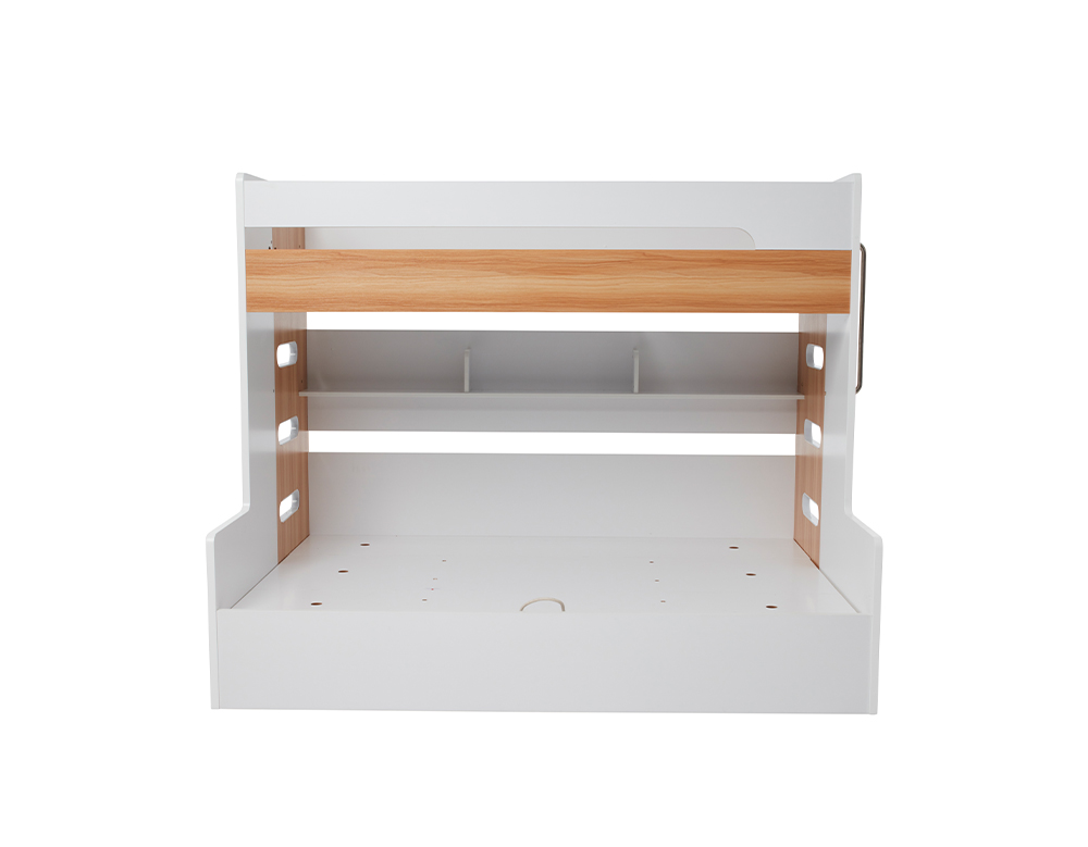 VENUS SB/DB BUNK W/ GAS LIFT (Oak & White)  image 3