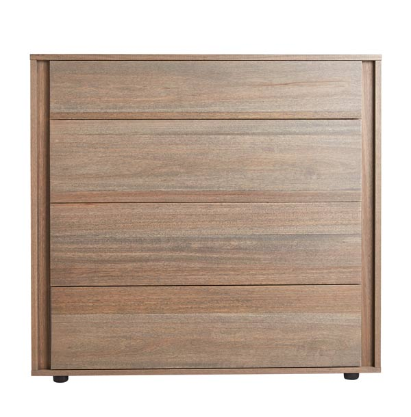 Gap Tallboy (4 Drawer) | Tuggl