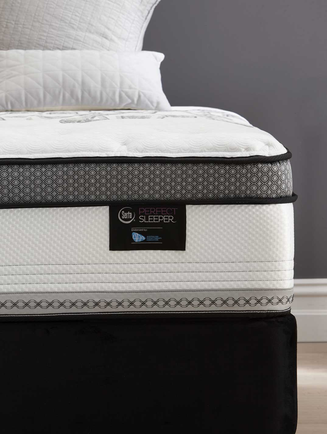 ii pillowtop sided suite sm mattress presidential serta double sale twin