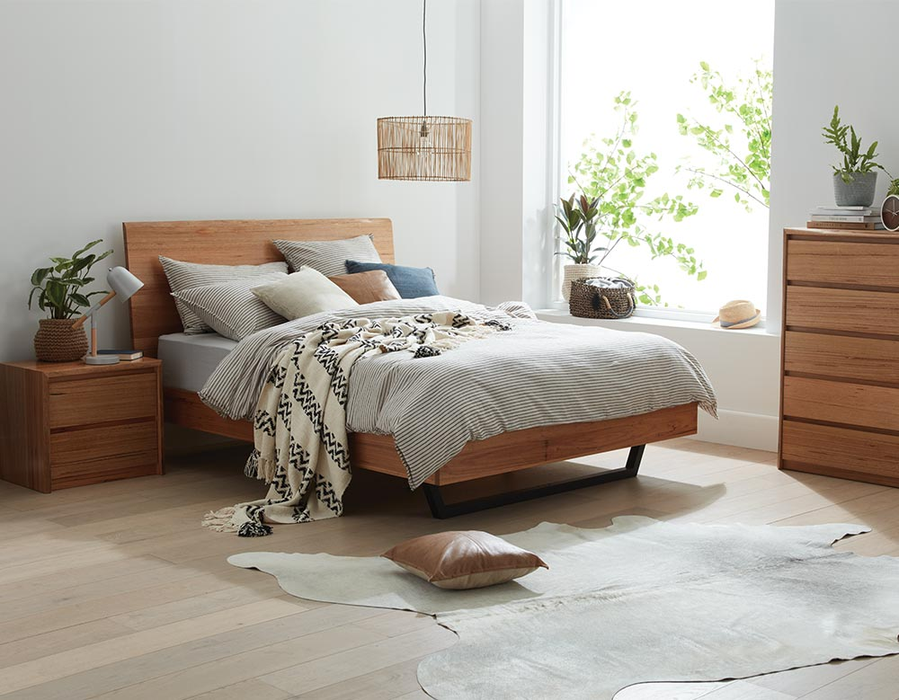 sorrento bed frame