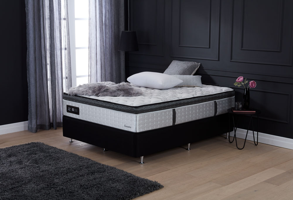 PLATINUM LUXURY LANCASHIRE FIRM QB MATTRESS image 1