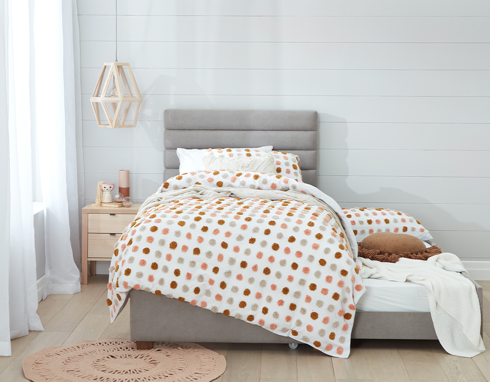 TIGGER KSB BED WITH TRUNDLE  image 4