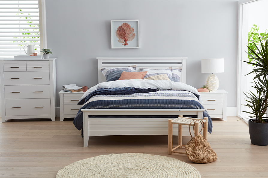 KRISS KB BED (White) image 1