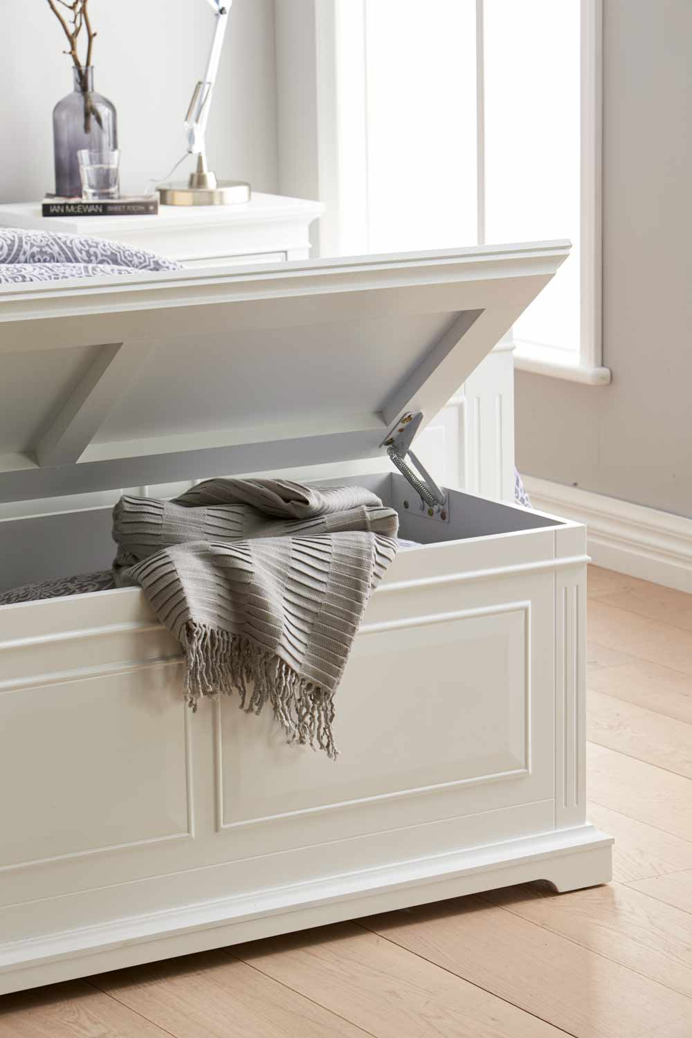 BRINKLEY BLANKET BOX image 1