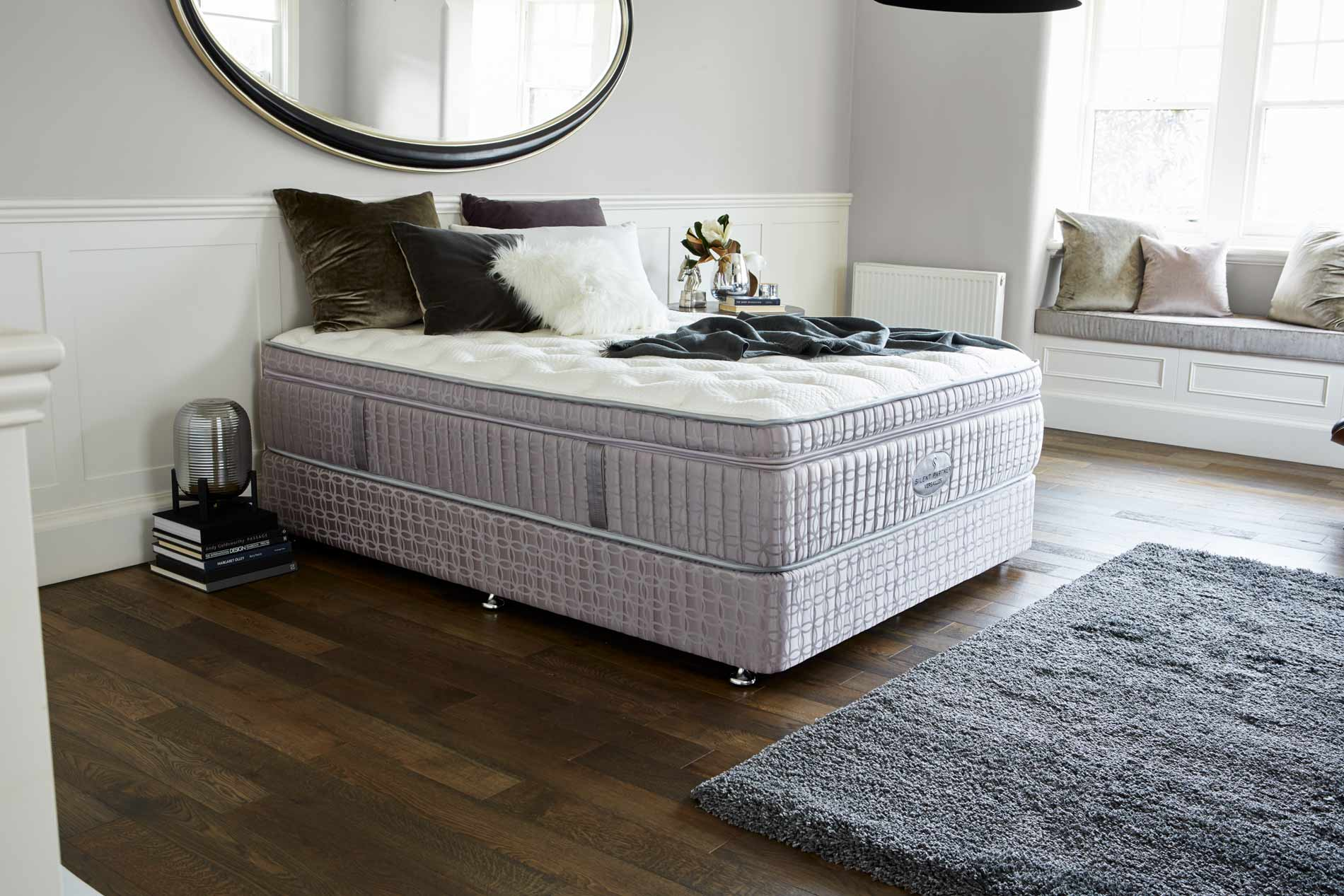 VERSAILLES FIRM QB MATTRESS image 1