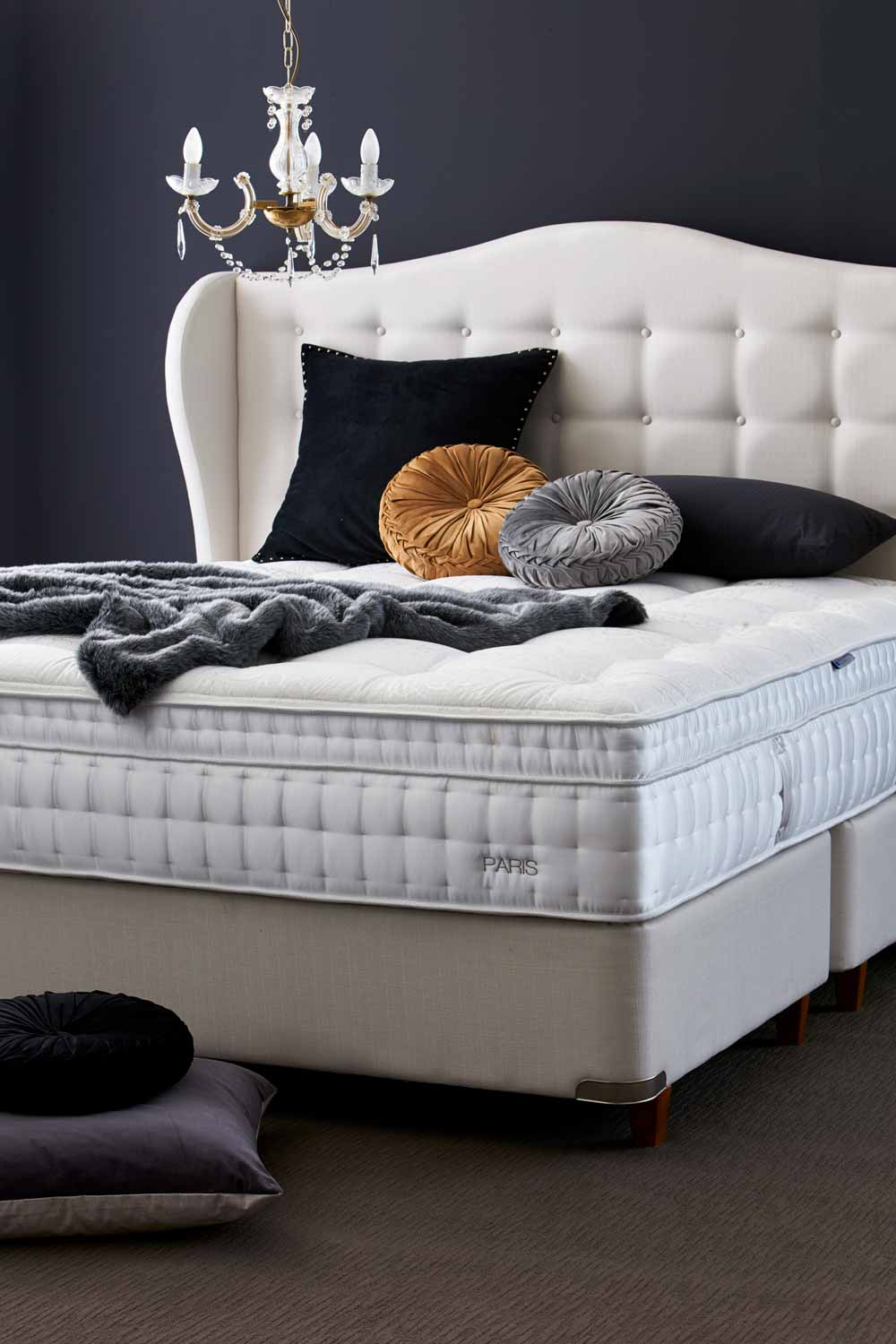 King Koil World Luxury Paris Mattress Beds Amp Mattresses