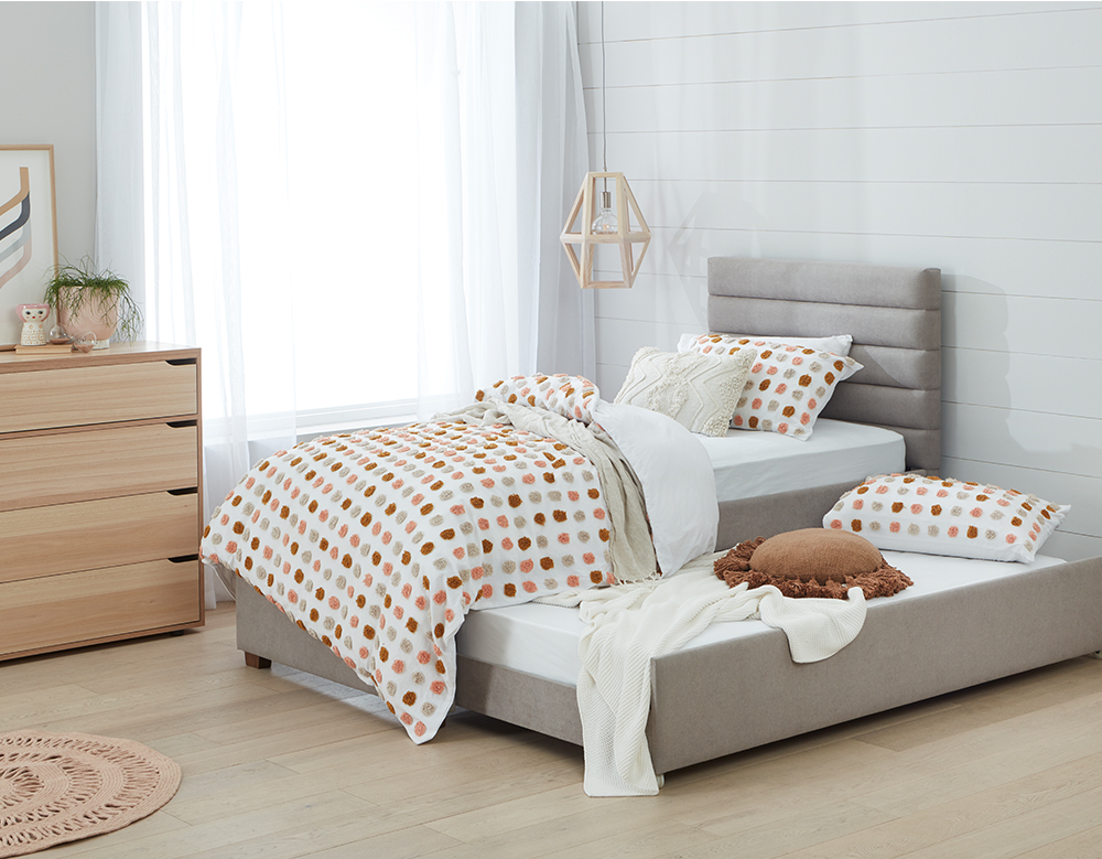 TIGGER KSB BED WITH TRUNDLE  image 3