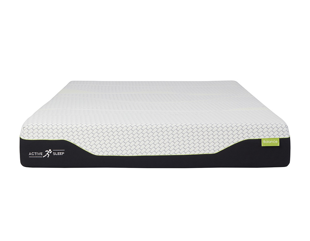 BALANCE  BED IN A BOX QB MATTRESS W/PILLOWS  image 3